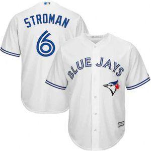Toronto Blue Jays Marcus Stroman #6 Jersey